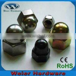 Hex Dome nut