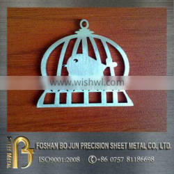China factory custom stainless steel laser cutting service