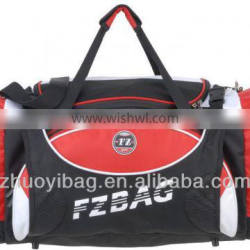 Cheap LOGO Promotional Big Travel Bag Shoe Compartment new Dsign
