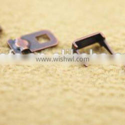 Kids thickened trousers hooks and eye