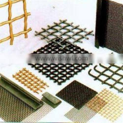 High Tensile Steel Woven Wire Mesh Crimped Wire Mesh (Manufacturer)
