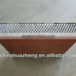 Copper brass radiator core for heavy truck and tractor