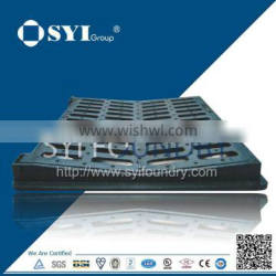 Ductile Iron Inlet Gratings