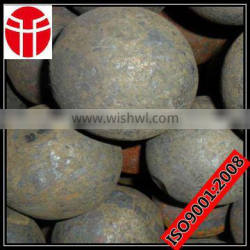 grinding ball (forged steel ball &casting ball)Export to Chile