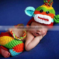 Mouth Monkey photography props/baby photography props newborn/baby photography props
