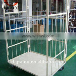 Steel Folding Roll Container
