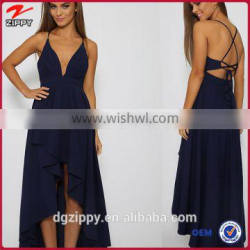 New dress design for women Fashion girls party evening dresses
