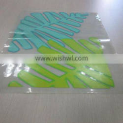 China factory direct wholesale high quality food grade transparent silicone mat