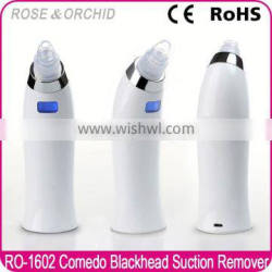 Popular rechargeable skin care black head removal on china market RO-1602