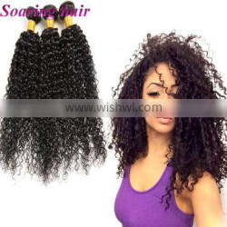 Top fashion high quality 100 virgin curl hair deep curl long best curly extensions