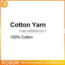 100% Cotton Yarn color alter