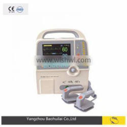 CE Approved Portable Biphasic Defi-monitor HD-8000D(ECG)