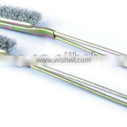long handle wire brush