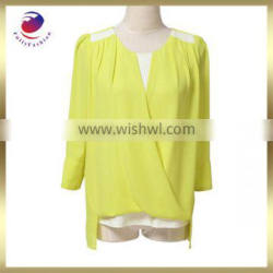 formal Chiffon blouse for ladies