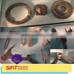 China Hot Sale Steel Hot Forging Parts