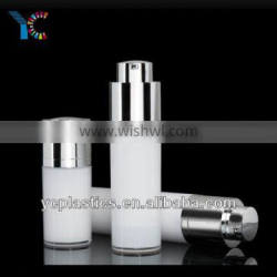 Acrylic Rotatable Plastic Bottle For Lotion