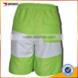 fashion beach shorts easy style board shorts with label