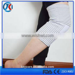 home gym equipment copper knee compression sleeve from china
