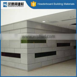 Newest factory sale OEM design refractory calcium silicate plate made in china