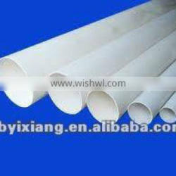 raw material for plastic pipe/cpe