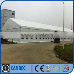 Temporary Warehouse Structures For Storage and Work shop