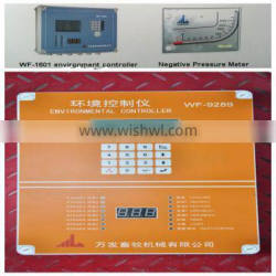 Environment electric power controller for poultry house