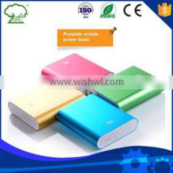 Portable 10400mah for mi Mobile Power Bank Usb charger battery pack