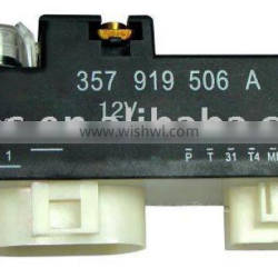 OEM 357 919 506A auto fan relay with 12v