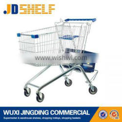 full size steel grocery shopping carts for sale