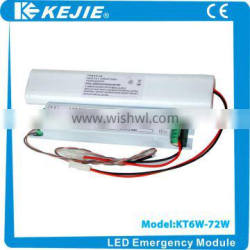 2016 the newest style LED emergency battery pack with CE and ROHS KT40W