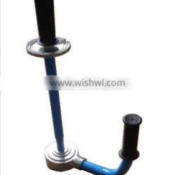 Stretch Film Dispenser Handle for Wrapping
