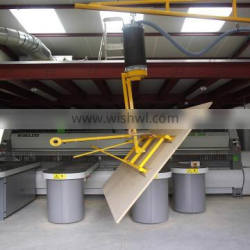 Vacuum Lifter for wood pallet