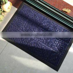 Embossed Water Trapping Rectangle Doormats
