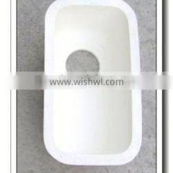 small acrylic marble stone kitchen sink size