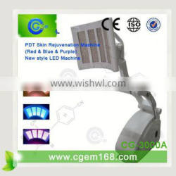 led anti acne Photodynamic Therapy LED PDT bio light therapy