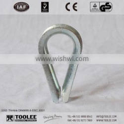 2202-Rigging Thimble Clevis DIN6899 A