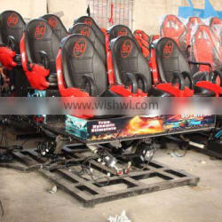New investment of 9d cinema equipment theater for sale