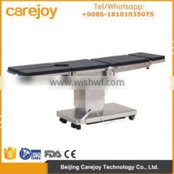 CE&ISO approved surgical electric operating bed/ operating table for sale