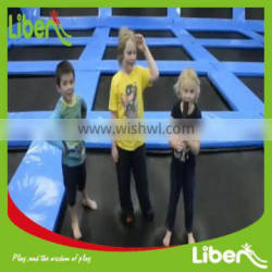 According to your room size used trampoline, bungee trampoline used for amusement park