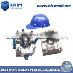 High Quality Plastic Injection Mould for Safety Helmet Customized OEM