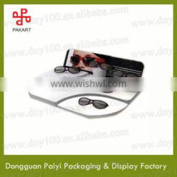Acrylic show cases for sunglasses display wholesale