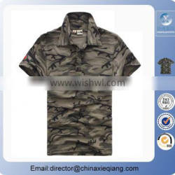 2016 United states Camouflage Digital print army t shirts/ camouflage t shirt