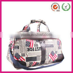 2013 promotinal luggagehandle bag with long strap wholesale( factory)