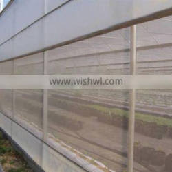 quality assurance greenhouse sun-shading net/ greenhouse assembly hot sale