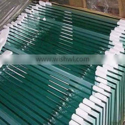 1.5mm----10mm clear glass