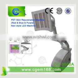 CG-3000A 2015 HOT SALE light therapy pdt mask pdt therapy