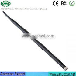 Free Sample 9dBi Antenna High Gain 4g Signal Booster Antenna For Tenda F323/N300 With SMA Male/RP-SMA
