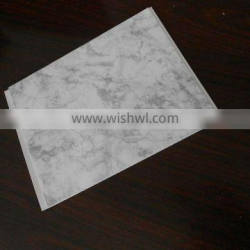 Lightweight Roofing Materials PVC Cheap Plastic Ceiling Tile