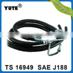 china supplier sae j189 nbr smooth power steering high pressure hose