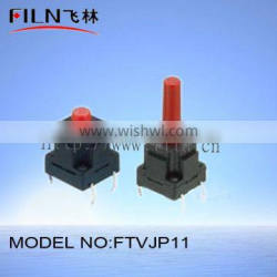 FTVJP11 4pin tact push button touch micro switch